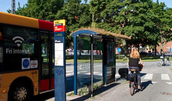 Renovación urbana de Sankt Kjelds