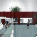 Boceto 10 proyecto en Ex Bodegas Cavas Viña Concha y Toro San Miguel