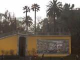Mural en homenaje a Gabriela Mistral de Fernando Daza Osorio © Plataforma Urbana