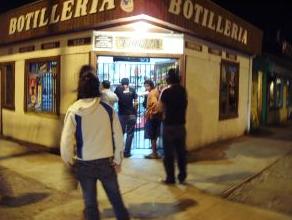 horario botillerías comuna Santiago