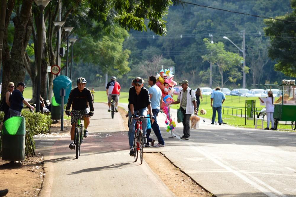 PArque Barigui, Curitiba. © hp_cwb, vía Flickr.