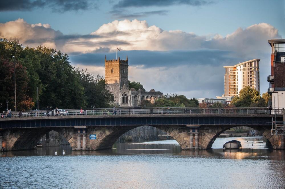 Bristol, Reino Unido. Capital Verde Europea 2015 © judepics, vía Flickr.