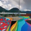 Skatepark Time in Color Lugaro, Suiza 6