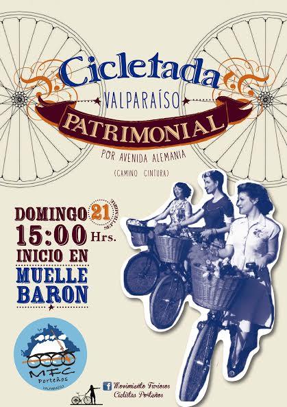 Cicletada Valparaíso