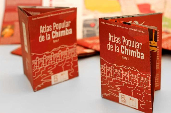 Atlas Popular de La Chimba. Fuente: Ministerio de Bienes Nacionales