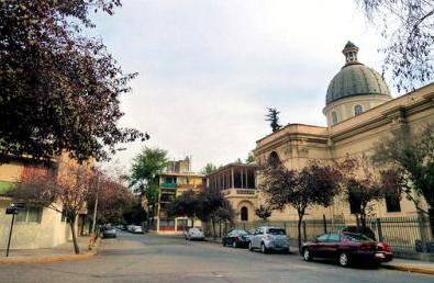 Barrio Patrimonial Vaticano Chico Providencia