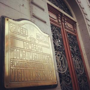 Primera Compañia de Bomberos Punta Arenas