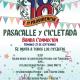Afiche Pasacalle y Cicletada 18 en Providencia 21 septiembre