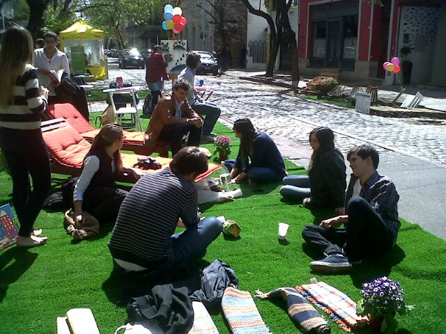 Park(ing) Day Buenos Aires