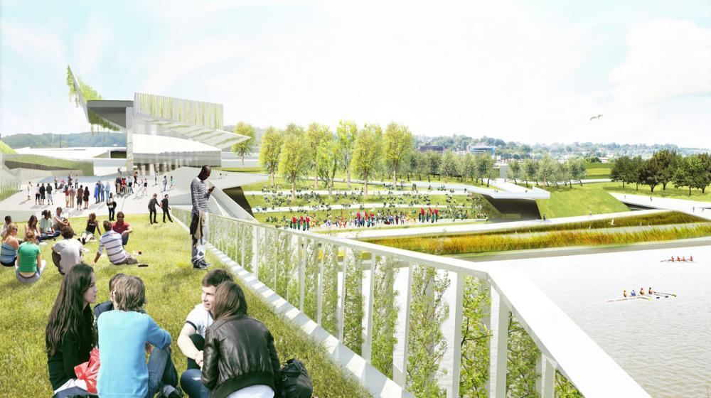Stoss Landscape Urbanism : Höweler + Yoon Architecture