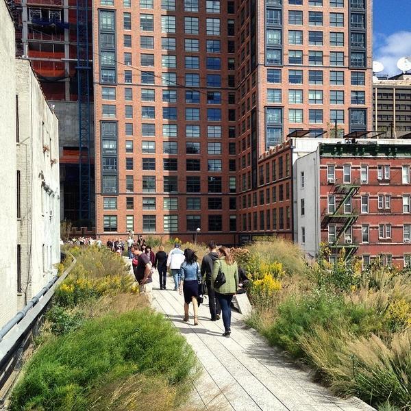 High Line Nueva York © @dayvidlemmon