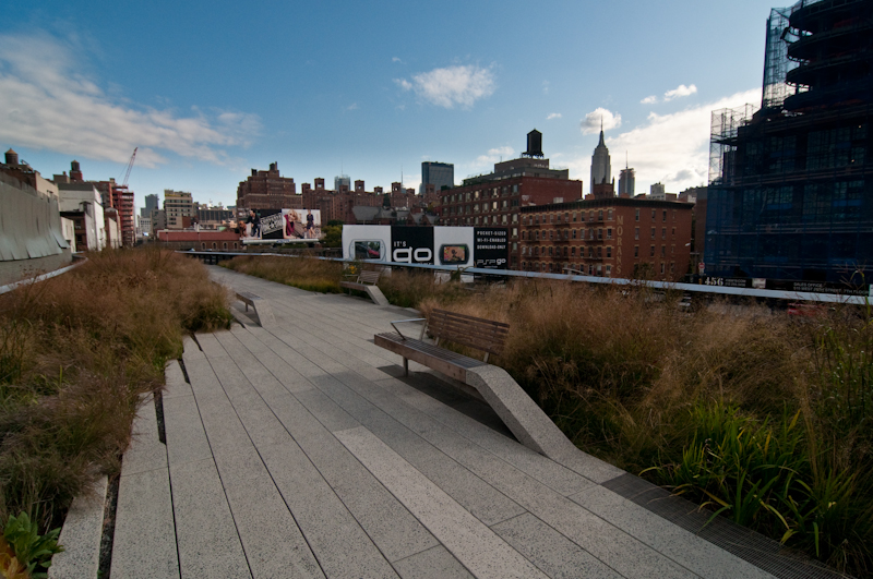 High Line Nueva York © rockbandit Flickr