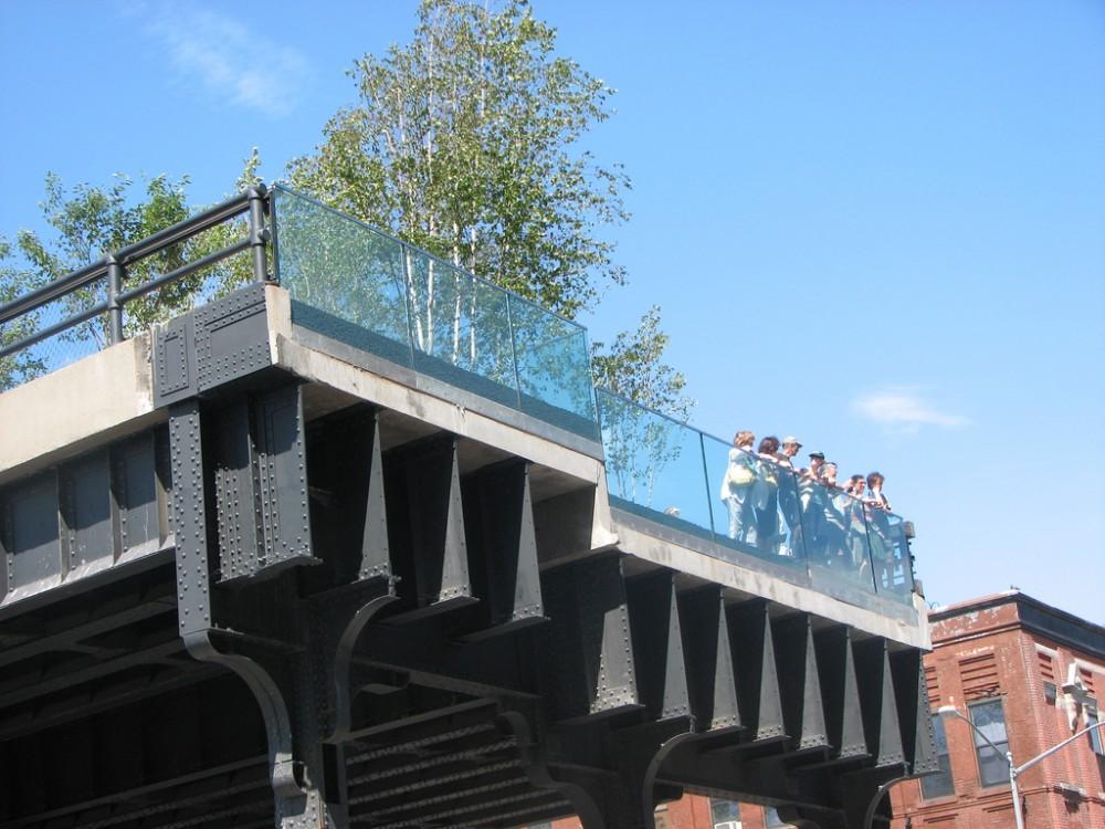 High Line Nueva York from Gansevoort St to W 20th ©davidberkowitz Flickr