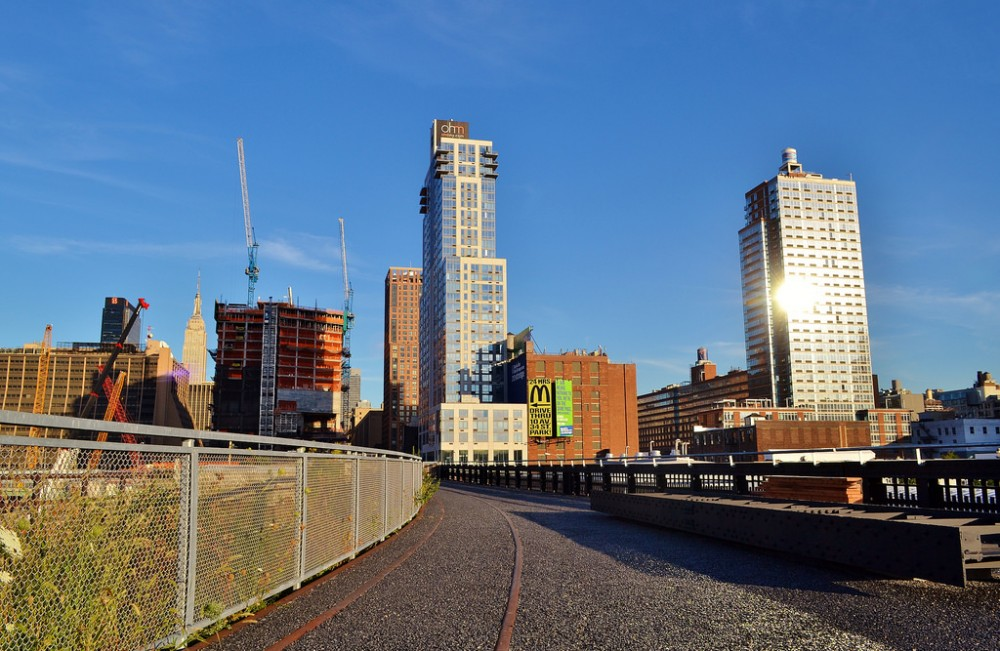 3ª etapa High Line, Nueva York. © gigi_nyc, vía Flickr.