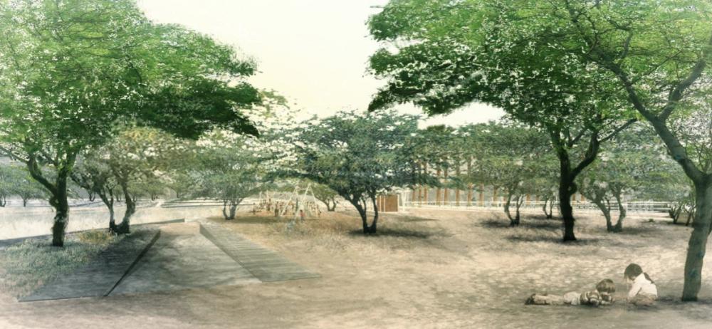 Parque Kaukari juegos infantiles