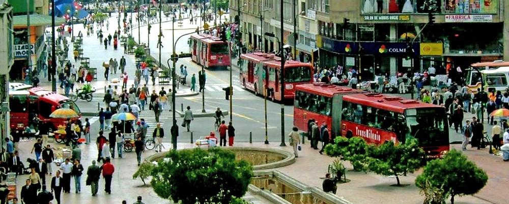 Bogotá Colombia UOC