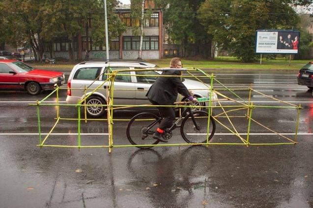 Dia Mundial Sin Autos en Riga 10