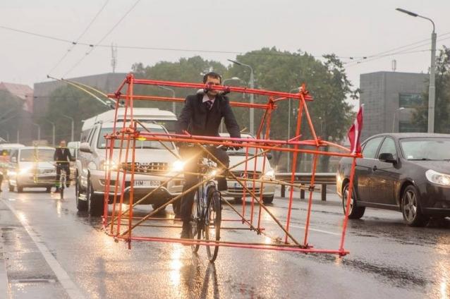 Dia Mundial Sin Autos en Riga 8