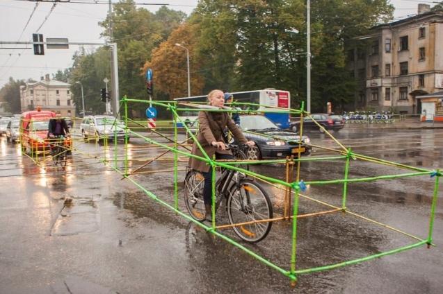 Dia Mundial Sin Autos en Riga 7