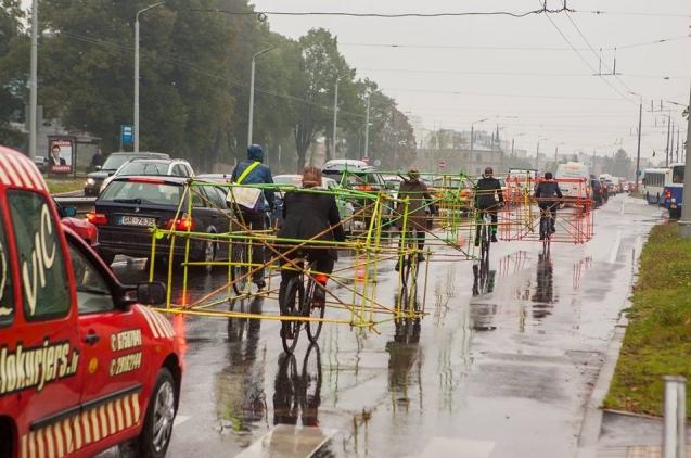 Dia Mundial Sin Autos en Riga 3