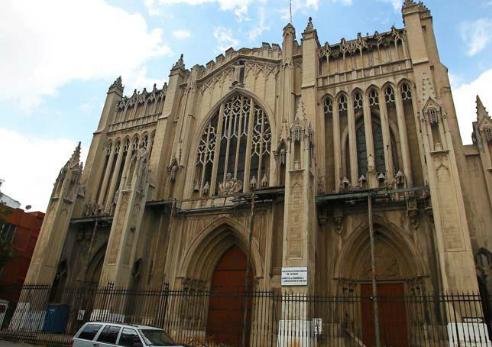 Basílica del Salvador Santiago de Chile