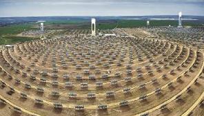 paneles solares Desierto de Atacama