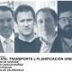 Afiche Debate Transporte y Planificación Urbana Arquitectura UC