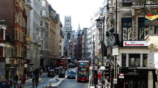 10. Londres, Reino Unido © Miradortigre, vía Flickr.