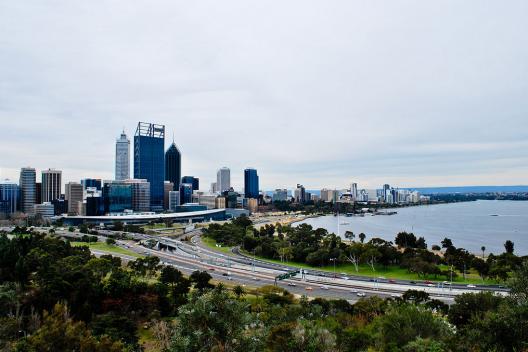 11. Perth Australia © IllusiaX, vía Flickr.