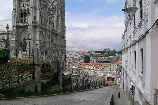 12. Quito Ecuador © Drriss & Marrionn, vía Flickr.