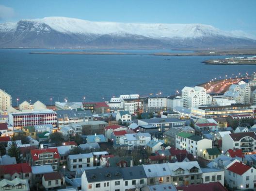 13. Reikiavik Islandia © Daquella manera, vía Flickr.