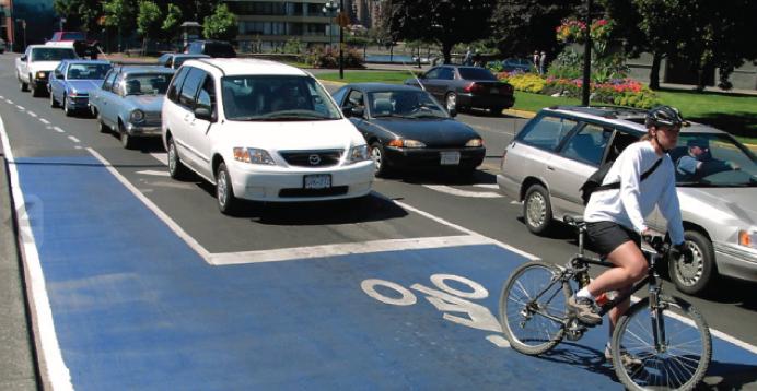 NACTO Guia de Diseño Urbano de Ciclovias Bike Boxes