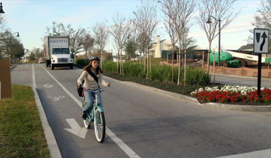 NACTO Guia de Diseño Urbano de Ciclovias Ciclovias convencionales