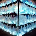 Laberinto de residuos plasticos luzinterruptus 5