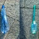 Laberinto de residuos plasticos luzinterruptus 30