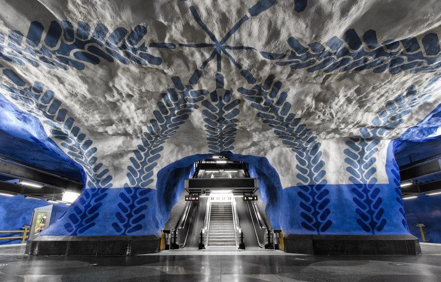Estación T- Centralen © Alexander Dragunov