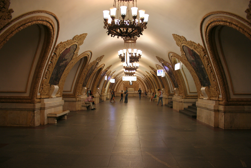 Kievskaya Moscú