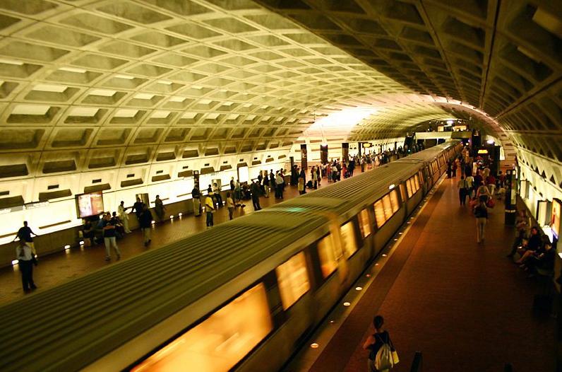 Washington Center Station