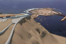 remodelación Morro de Arica