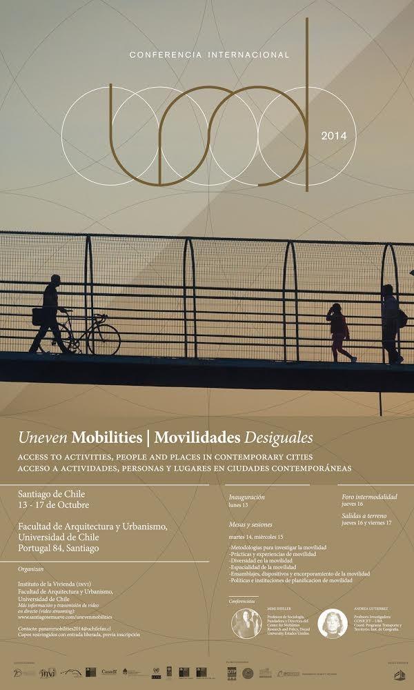 Conferencia Movilidades