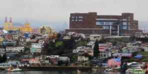 Mall de Castro Paseo Chiloé