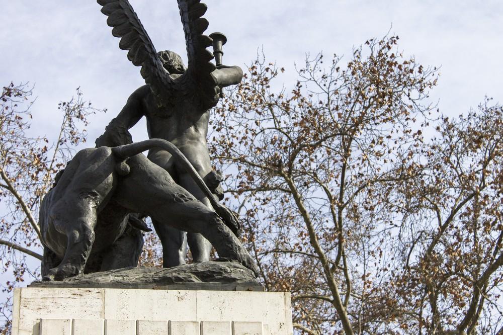 Genio de la Libertad de Roberto Negri © Andrea Manuschevich para Plataforma Urbana 3