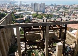 Ascensores nuevos Valparaíso 2017
