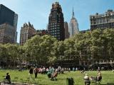 Parque Bryant en Nueva York. © cerfon, vía Flickr