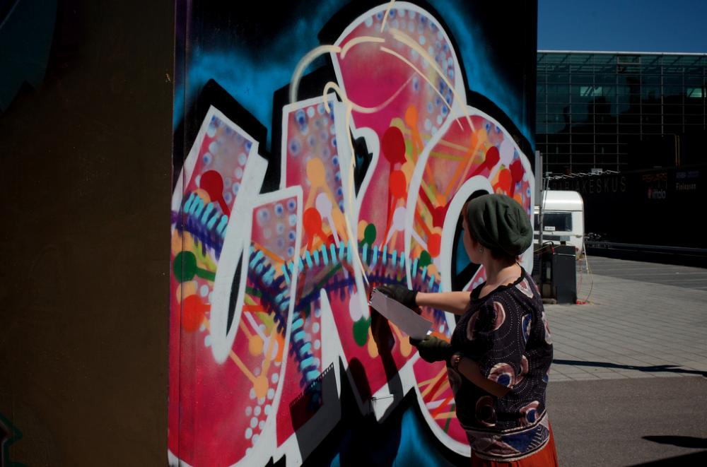 por supaflynet Flickr Arabia Street Festival 5