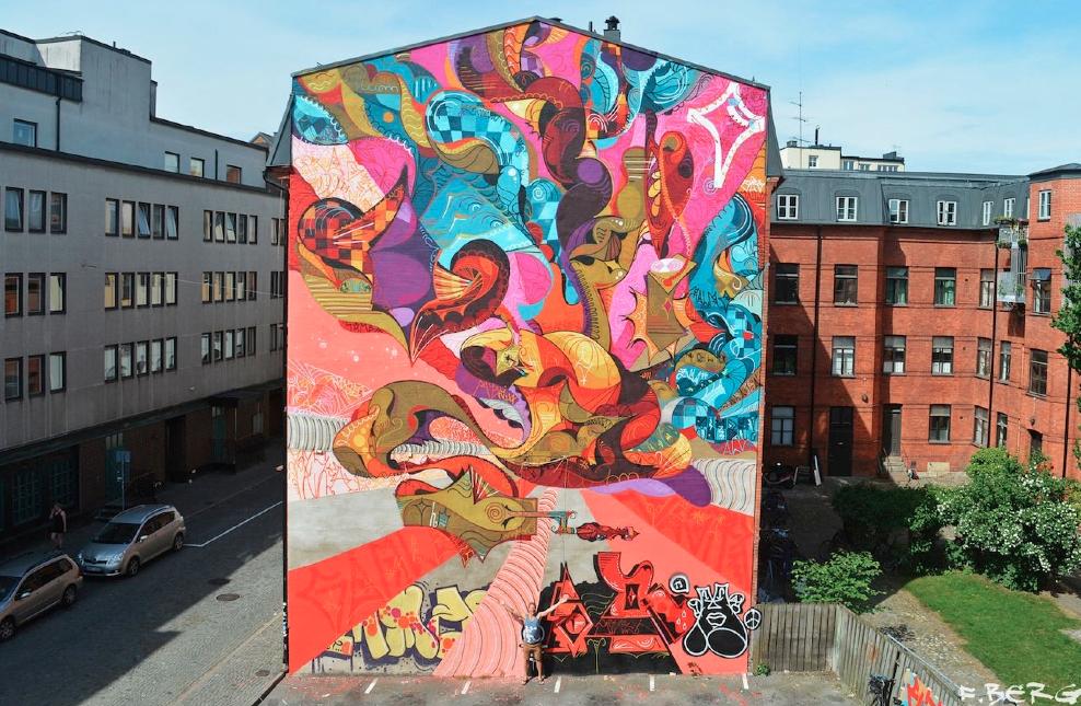 Artscape Ola Kalnins © Fututo Berg