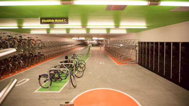 Ride & Bike en Malmö, Suecia.