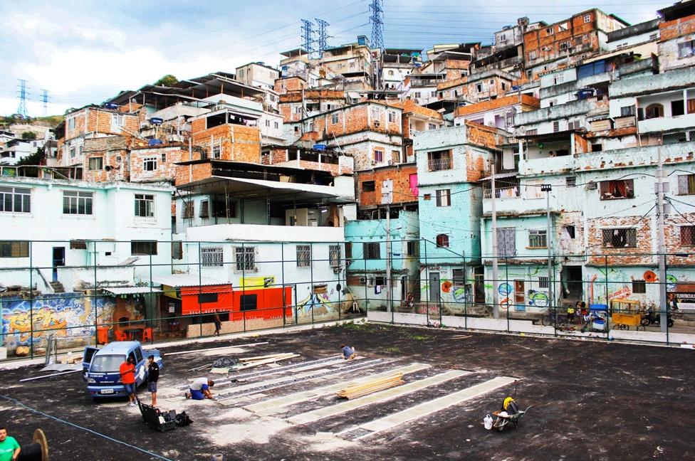 Pavegen Morro da Mineira Rio de Janeiro 5