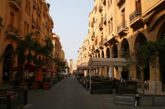 Beirut, Líbano © Buen Viajero, vía Flickr.