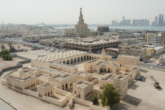 5. Doha, Qatar © hectorlo, vía Flickr.
